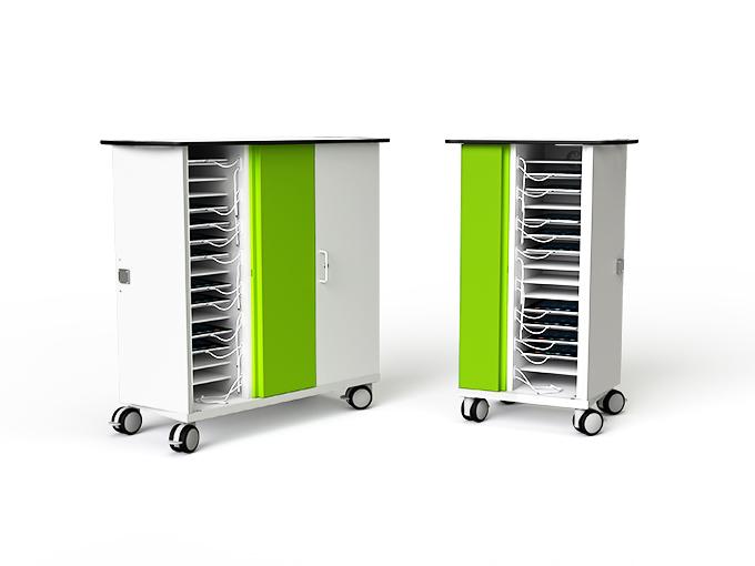 zioxi iPad charging trolleys carts